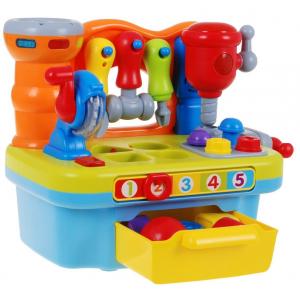 Atelier multifunctional pentru copii colorat0