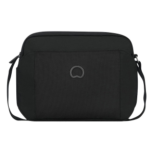 Delsey Picpus 2 compartment horizontal mini crossbody bag0