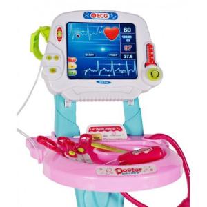 Jucarie de rol, trusa de doctor, medical kit4