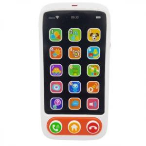 Jucărie telefon mobil puzzle touch screen1