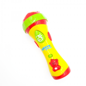 Jucarie bebelusi Microfon Canta [5]