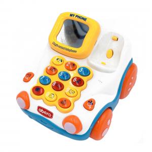 Jucarie interactiva  pentru bebelusi , Telefon cu sunete2