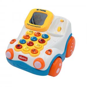Jucarie interactiva  pentru bebelusi , Telefon cu sunete1