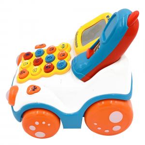 Jucarie interactiva  pentru bebelusi , Telefon cu sunete4