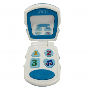 Jucarie interactiva Volan, chei, si telefon (3PCS)1