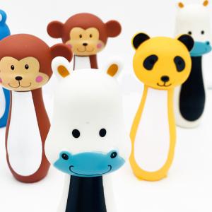 Jucarie set Bowling cu figuri animale 10/buc2