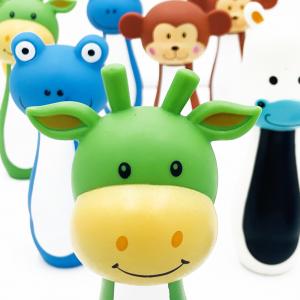 Jucarie set Bowling cu figuri animale 10/buc1