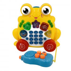 Jucarie telefon broasca3