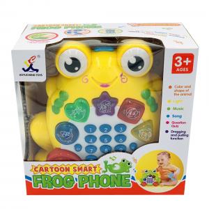 Jucarie telefon broasca7