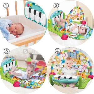 Saltea de joaca muzicala/centru de activitati bebelusi1