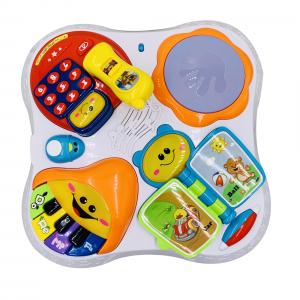 Masuta Multifunctionala pentru Copii cu 4 jucarii1