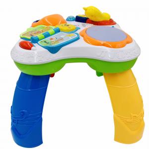 Masuta Multifunctionala pentru Copii cu 4 jucarii0