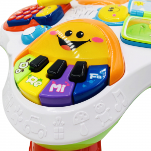 Masuta Multifunctionala pentru Copii cu 4 jucarii2
