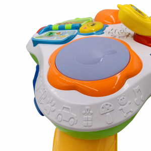 Masuta Multifunctionala pentru Copii cu 4 jucarii5