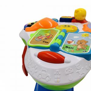 Masuta Multifunctionala pentru Copii cu 4 jucarii6