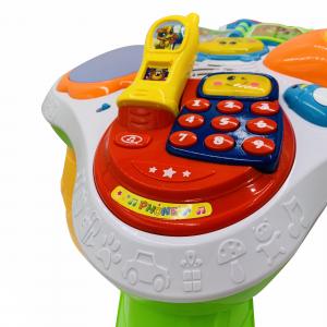 Masuta Multifunctionala pentru Copii cu 4 jucarii4
