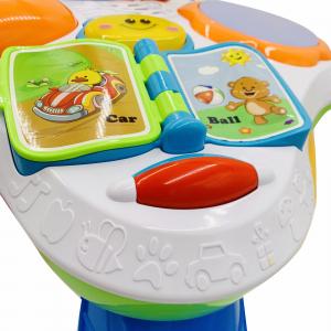 Masuta Multifunctionala pentru Copii cu 4 jucarii3