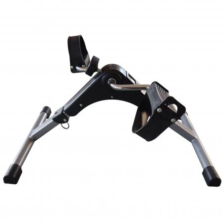 Mini bicicleta pliabila 2in1 fitness de antrenament pentru reabilitare, display LCD si functie de reglare a rezistentei6