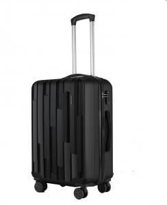 Troler MIRANO Orizont, 65 cm, negru0