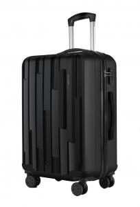 Troler MIRANO Orizont, 75 cm, negru0