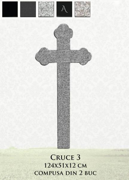 Cruce granit trifoi 0