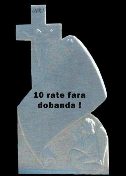 CRUCE MARMURA 105 0