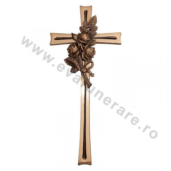 Crucifix bronz buchet 0