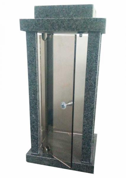 Felinar granit XL gri inchis [0]