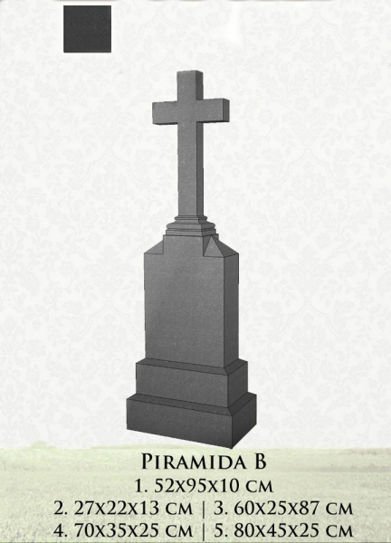 MONUMENT PIRAMIDA B 0