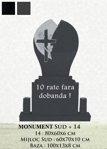 MONUMENT SUD+14 0