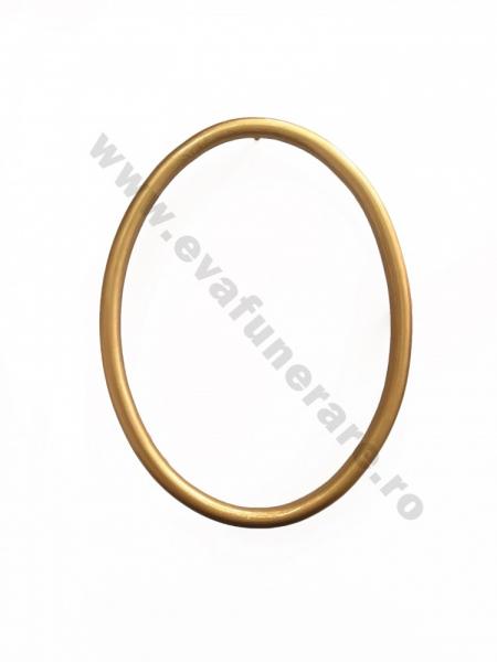 Rama bronz oval 0