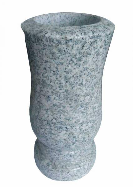 Vaza granit R gri deschis 0