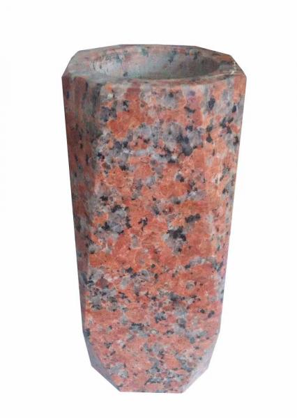 Vaza granit rosu artar 0