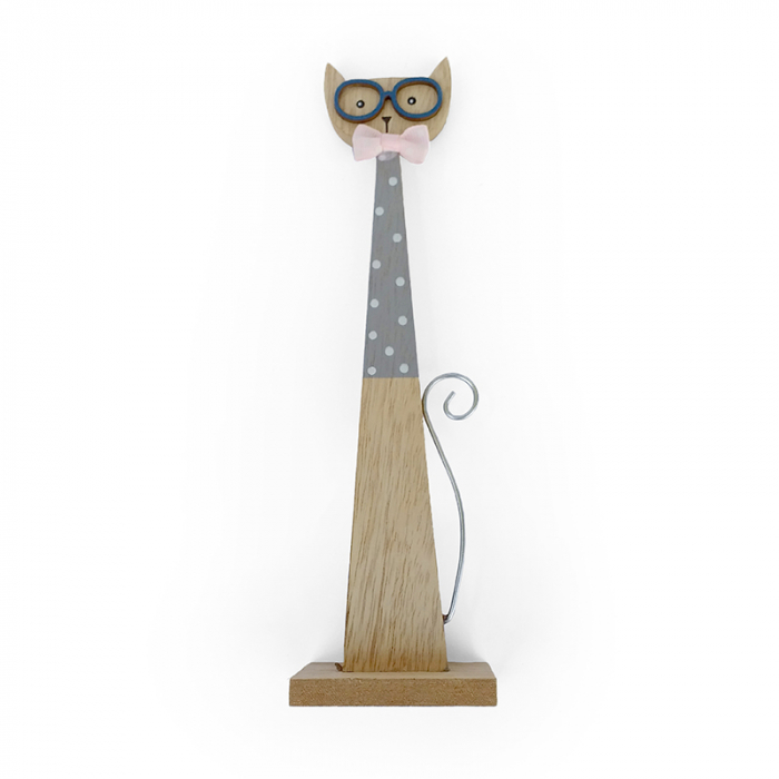 Pisica lemn [0]