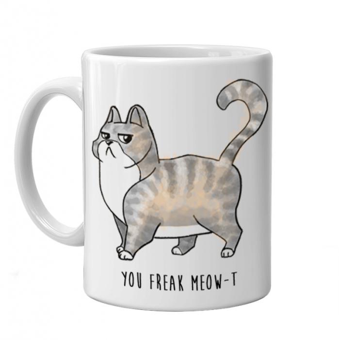 Cana you freak meow-t [0]