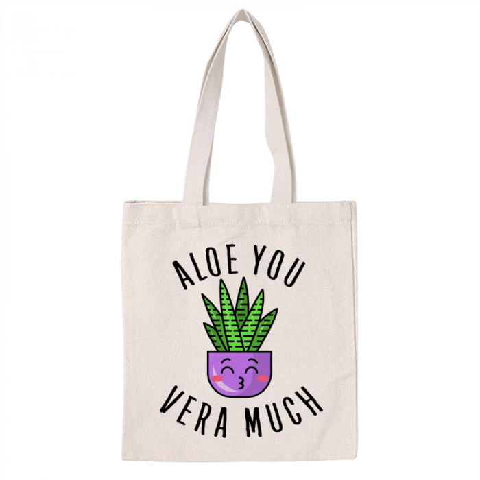 Geanta Aloe you vera much [0]