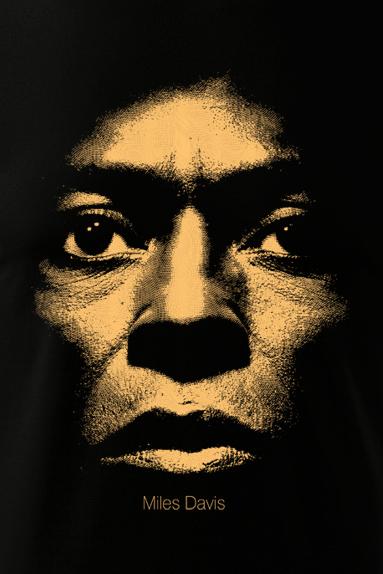 Tricou dama Miles Davis [1]