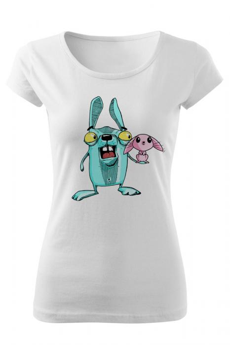 tricou Pet rabbit [0]