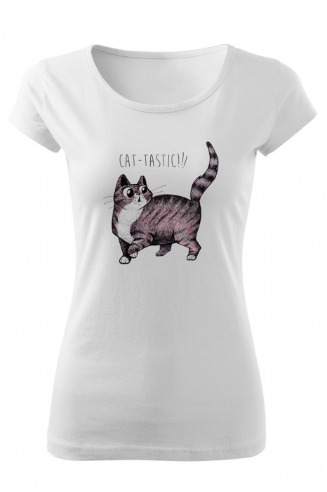 tricou I'm Cat-tastic [0]