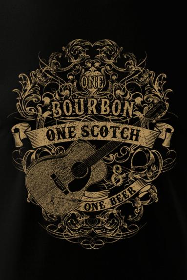 Tricou One Bourbon [1]
