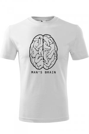 tricou mans'brain [0]