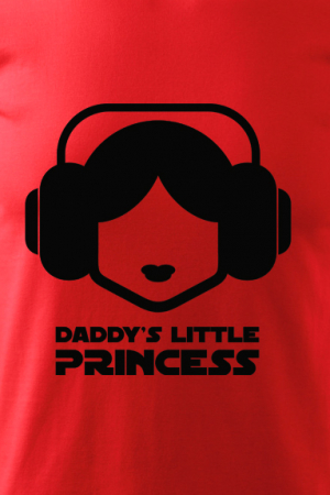 tricou daddy's little princess [1]