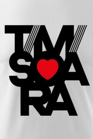Tricou alb Timisoara [1]