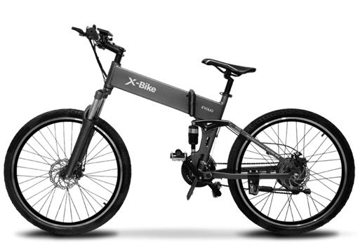 Bicicleta Electrica X-Bike evolio