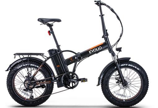 Bicicleta Electrica X-Bike fat evolio