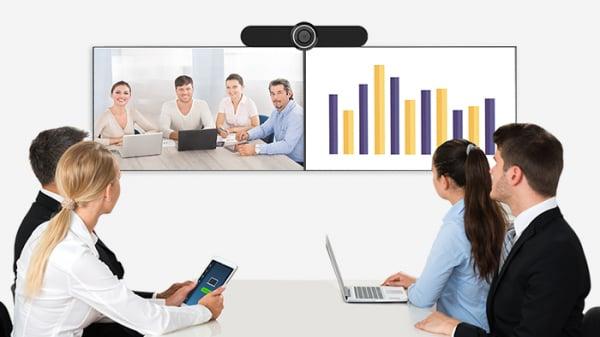 HOLO PRO 4K - Sistem Videoconferinta 3