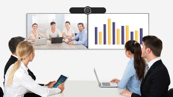 HOLO PRO - Sistem profesional videoconferinta camera 4K 3
