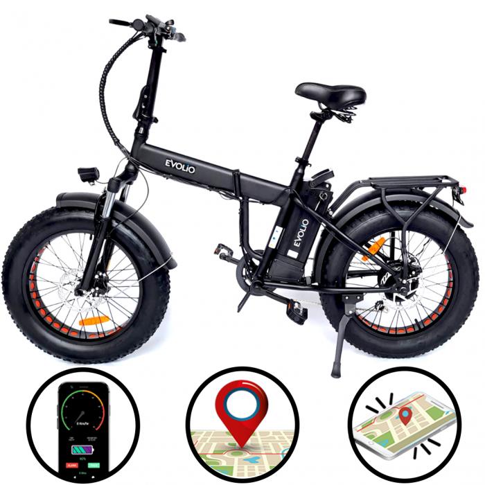 Bicicleta electrica X-Bike Fat 2 SMART [0]