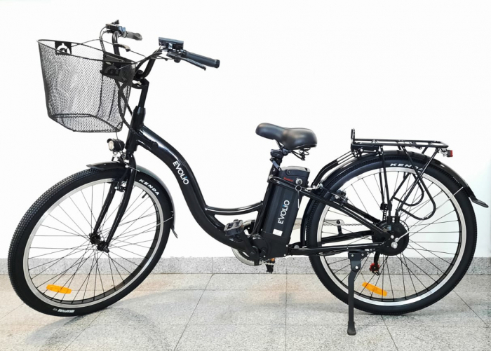 Bicicleta Electrica CITY 3 SMART [6]