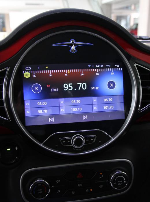 Electric Car E-VE 3
